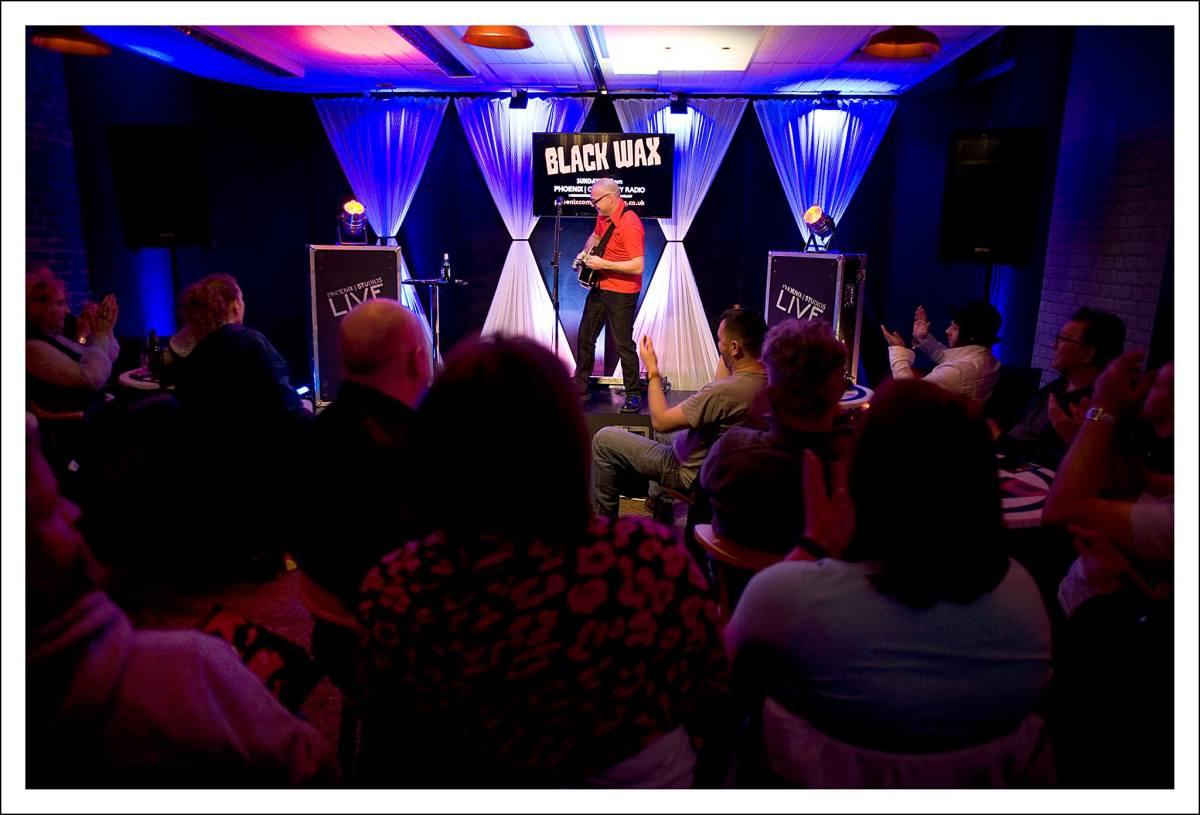 Black Wax Live! Show9
