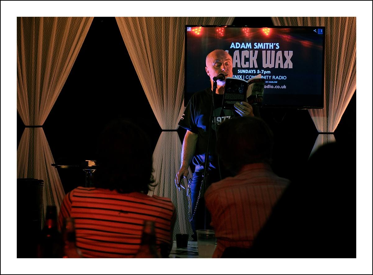 Black Wax Live! Show20