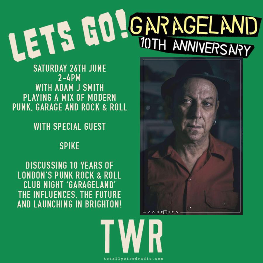Let's Go! June – GaragelandSpecial